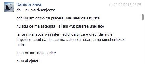 Daniela Sava 3