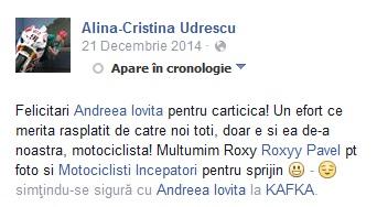 Cristina Udrescu